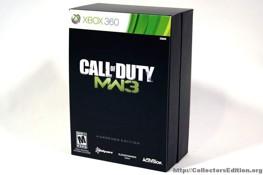 Collectorsedition Org Call Of Duty Modern Warfare 3 Hardened Edition 360 Ntsc