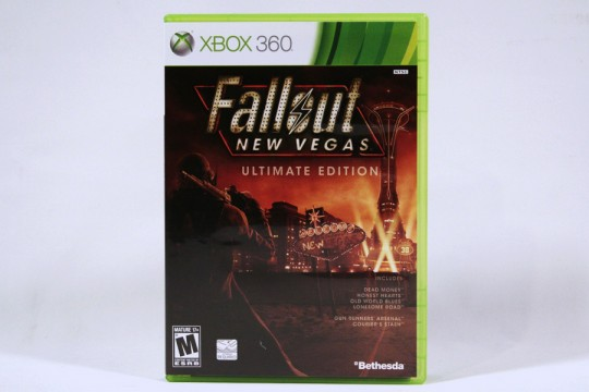 Fallout New Vegas Ultimate Edition (Xbox 360) [NTSC] (Bethesda)
