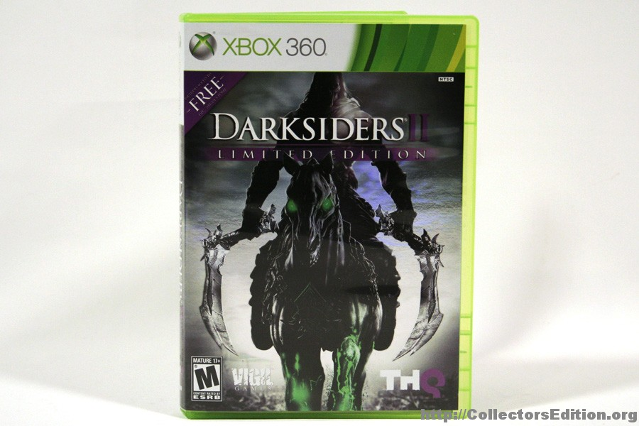 Darksiders ii - limited edition (sony playstation 3, 2012) | ebay.