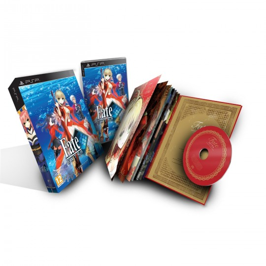 Fate Extra Collector's Edition