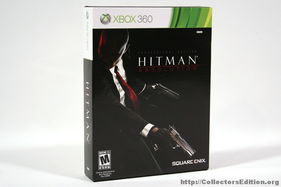 CollectorsEdition.org » Hitman Absolution Professional