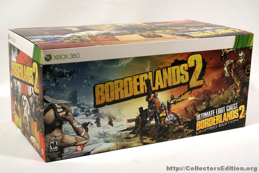 Borderlands 2 special edition dlc code