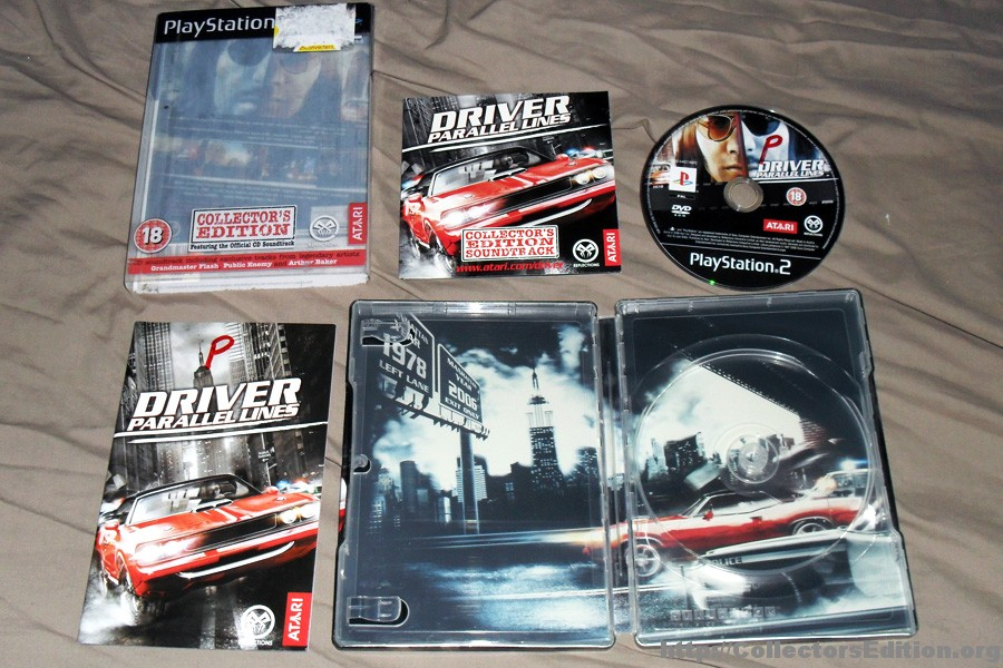 Driver parallel lines (ps2) [pt/br] youtube.