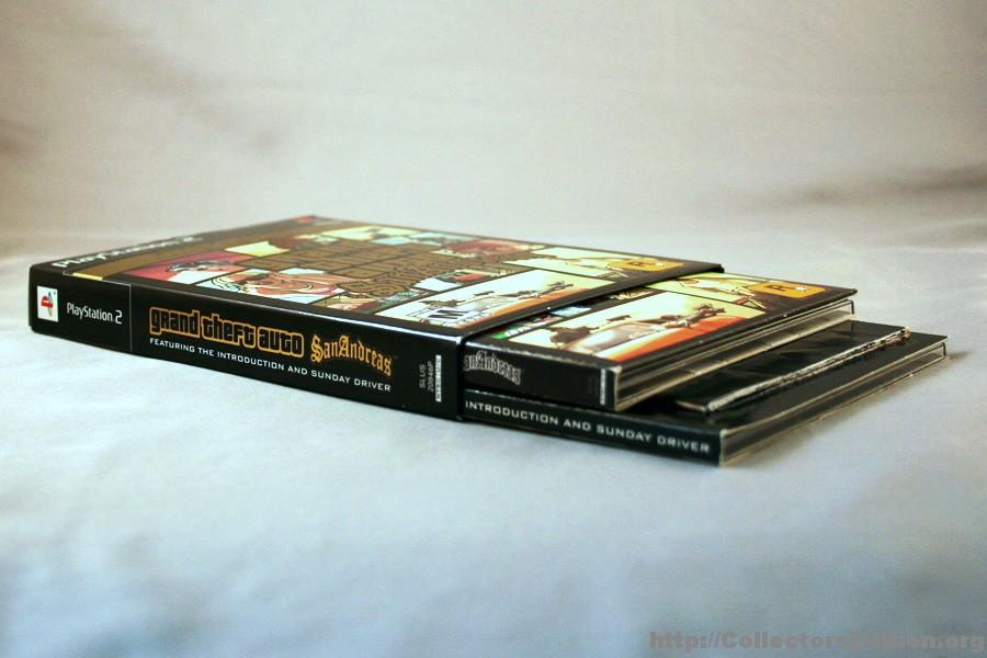 CollectorsEdition.org » Grand Theft Auto San Andreas ...