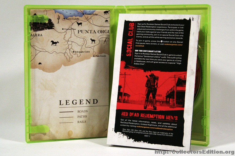 Collectorsedition Org Red Dead Redemption Game Of The Year Edition