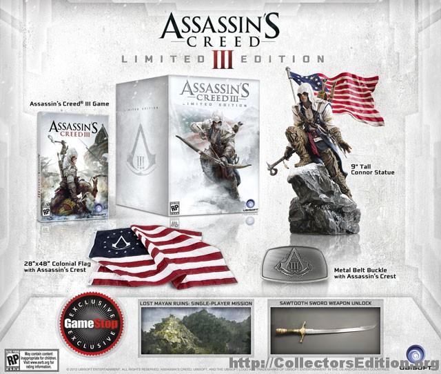 Collectorsedition Org Assassins Creed