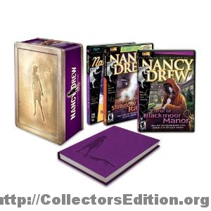 Nancy Drew Collector's Edition Fan Favorites