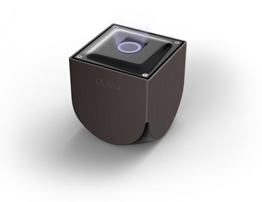 OUYA Kickstarter Limited Edition Console (Rich Brown Brushed Metal Finish)