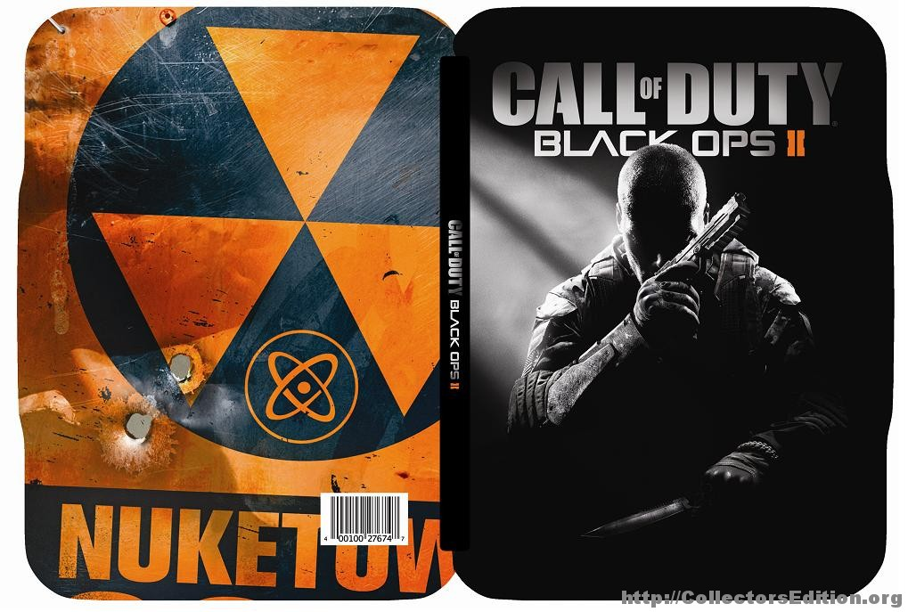 CollectorsEdition org » Call of Duty Black Ops II (Future