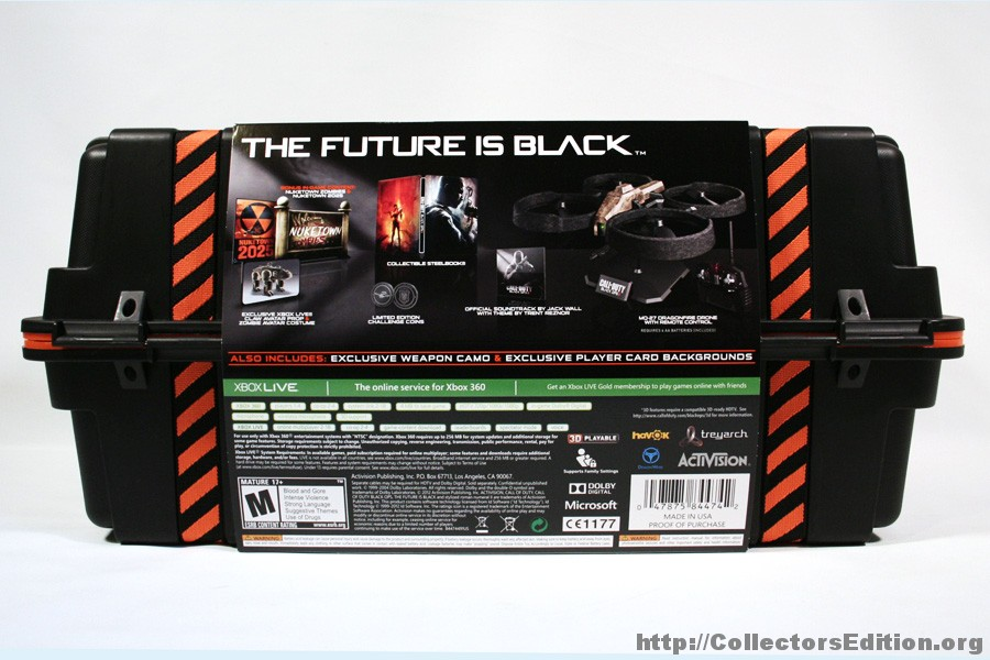CollectorsEdition org » Call of Duty Black Ops II Care