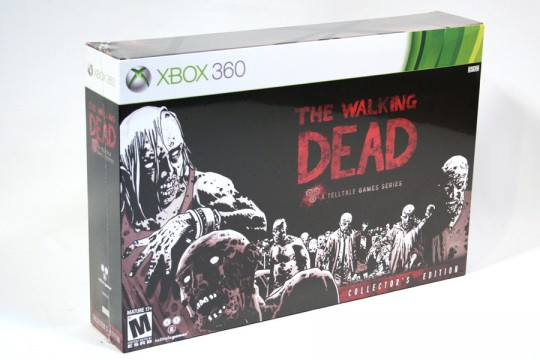 The Walking Dead Collectors Edition (Xbox 360) [NTSC] (Telltale Games)