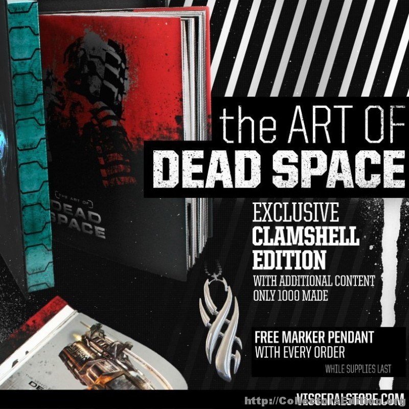 art of dead space