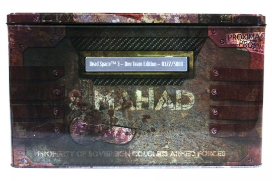 Dead Space 3 Dev Team Edition (EA) (Visceral Games)