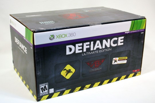 Defiance (GameStop Exclusive) Ultimate Edition (Xbox 360) [NTSC]