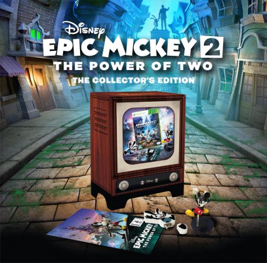 epic mickey db