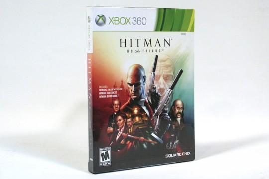 Hitman HD Trilogy (Premium Edition) (Xbox 360) [NTSC] (Square Enix)