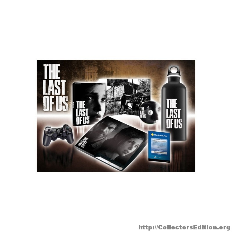 last of us special limited edition