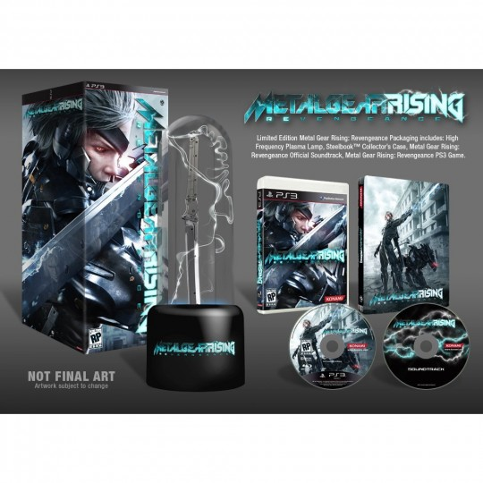 metal gear solid rising revengeance