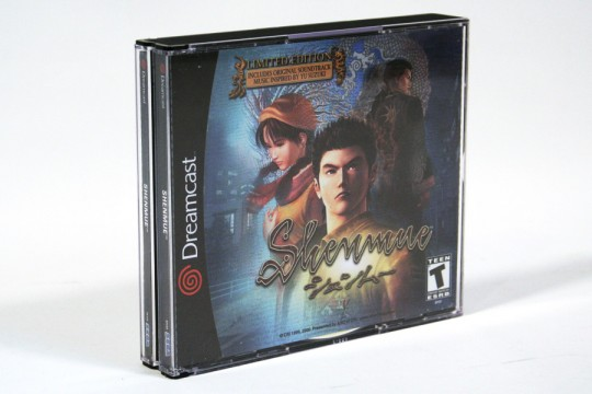Shenmue Limited Edition (Dreamcast) [NTSC] (Sega)