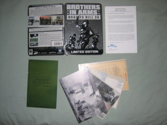 Brothers in Arms RH30