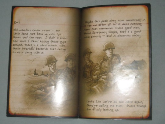 Brothers in Arms RH30 Comic