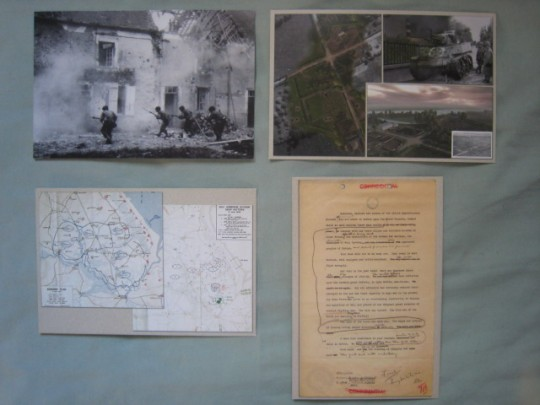 Brothers in Arms RH30 Postcards