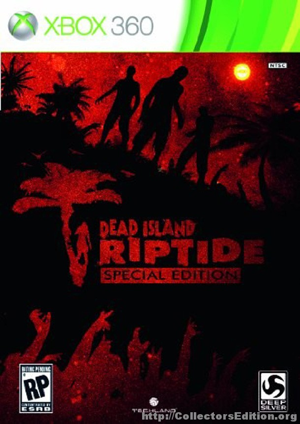 Ps Dead Island Riptide Special Edition