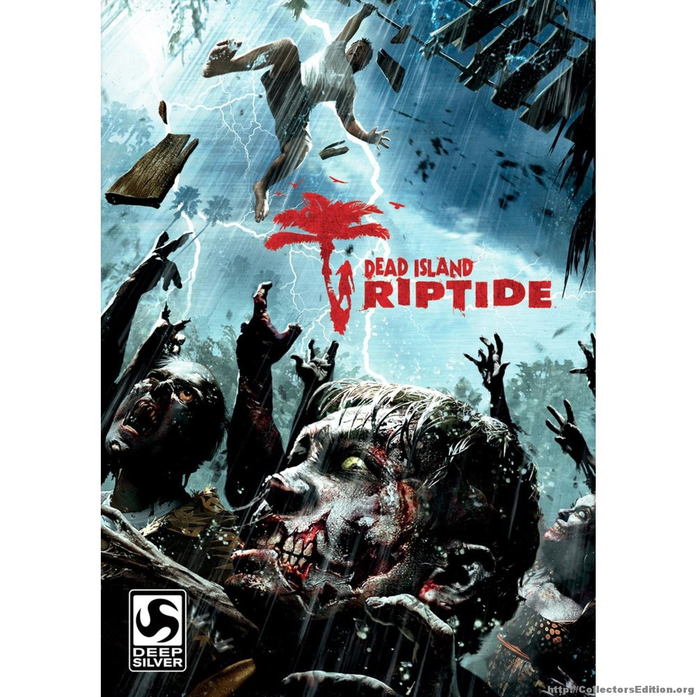 CollectorsEdition org » Dead Island Riptide (SteelBook Edition) (PS3