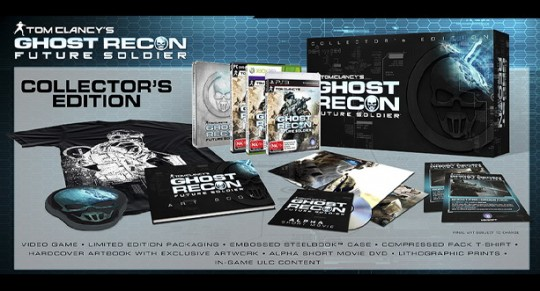 ghost recon fs aus