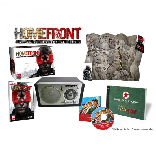 homefront voice of freedom