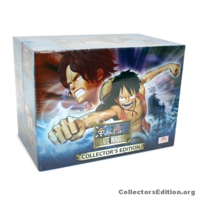 One Piece Pirate Warriors 2 Release Date Announced: CollectorsEdition.org » One Piece: Pirate Warriors