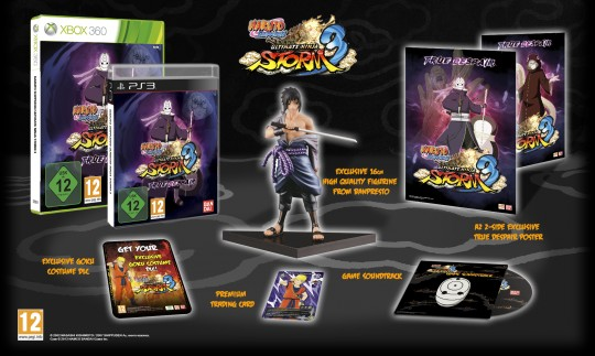 Naruto Shippuden Ultimate Ninja Storm 3: True Despair Collector's Edition
