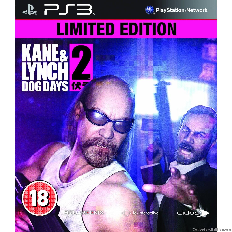 Kane lynch 2 dog days by