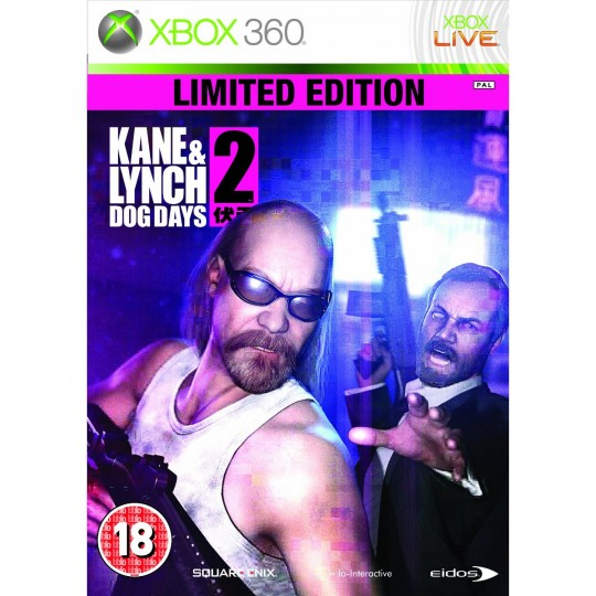 Kane and Lynch 2 Dog Days xbox