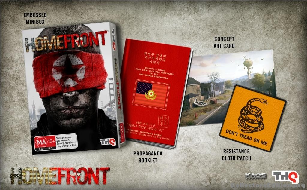 Homefront (Voice of Freedom Edition)