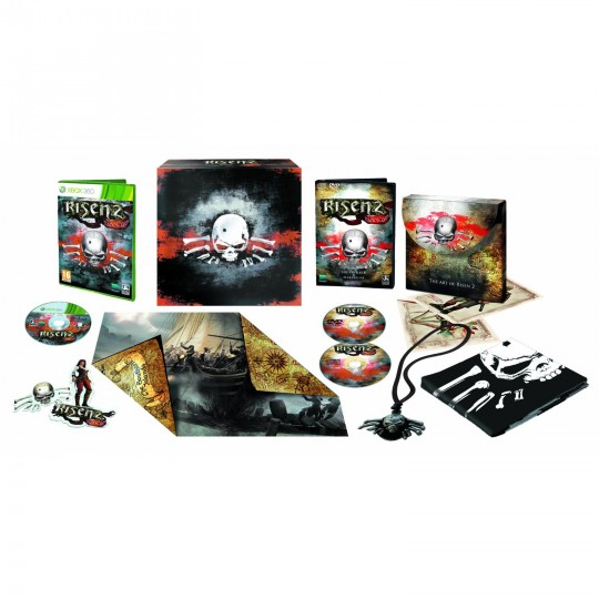 risen 2 collectors edition xbox