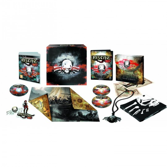 risen 2 collectors ps3