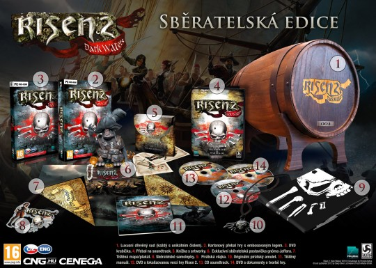 risen 2 keg edition