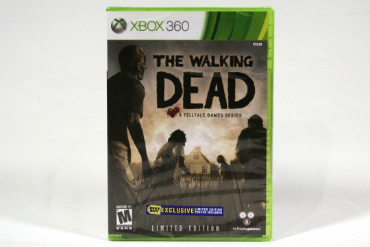 The Walking Dead Limited Edition (Xbox 360) [NTSC] (TellTale Games)
