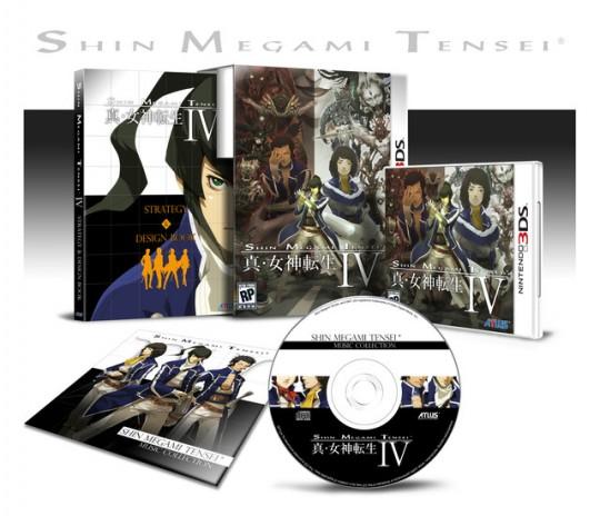 Shin Megami Tensei IV Limited Edition Box Set
