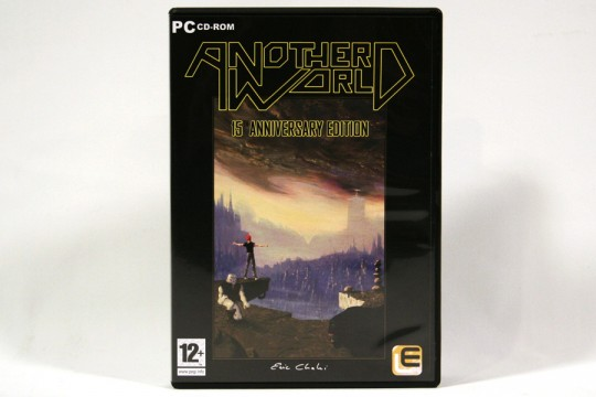 Another World 15th Anniversary Edition (PC CD-ROM) [Europe]