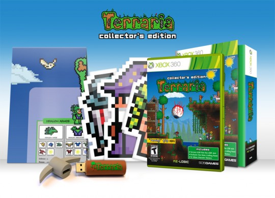 Terraria Collector's Edition
