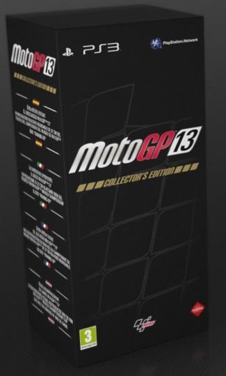 Moto GP 2013 Collector's Edition
