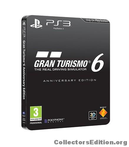 Gran Turismo 6 Anniversary Editio