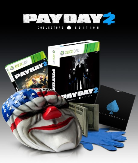 payday 2 collectors 360