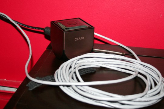 Ouya with Ethernet