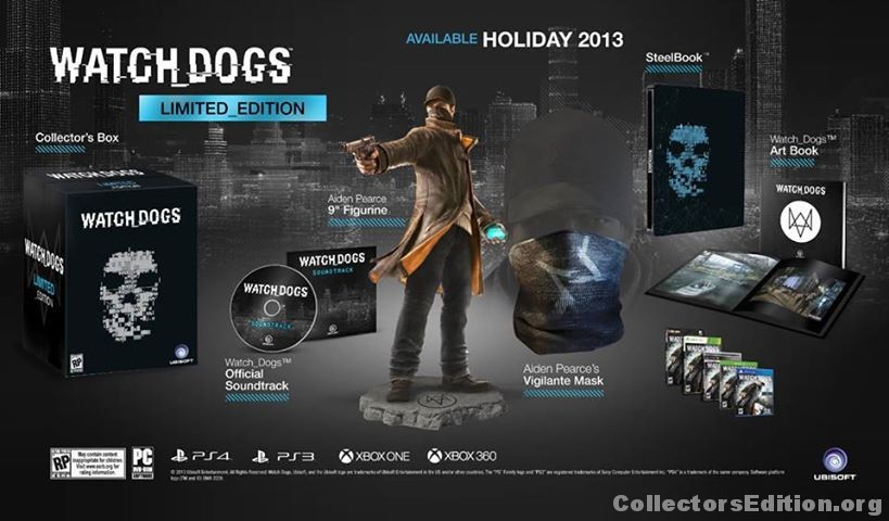 Watch Dogs  Deluxe Edition Xbox One Gamestop
