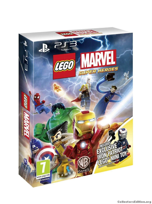 lego super heros ps4