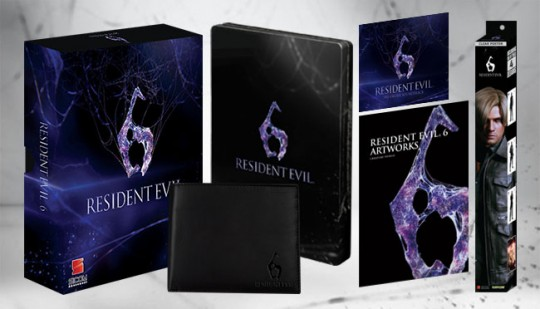 Resident Evil 6 Limited Edition