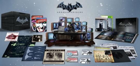 Batman: Arkham Origins Collectors Edition